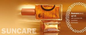 Blend of Precious Oil For Suncare spf25 60ml
