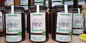 Μέλι βελανιδιά Καλάβρυτων 1 κιλό