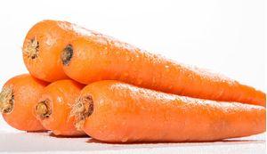 (Α)Καρότα μέτρια Ελληνικά 1 κιλό