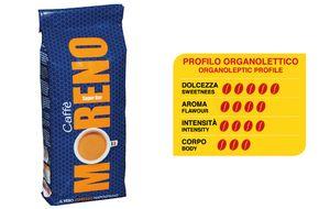Καφές Espresso σε κόκκους MORENO ποικιλία Super Bar 1kg