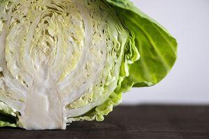 Λάχανο Άσπρο Ευβοίας Μεγάλο 1τμχ. 3 κιλά (0.60€/κιλό)