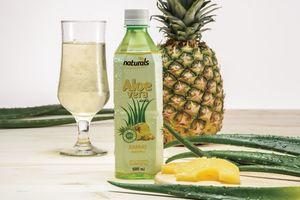Aloe Vera με γεύση Ανανά NATURALS 500ml