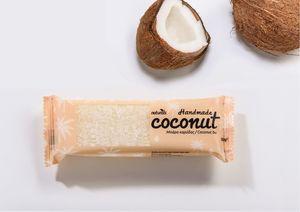 Μπάρα καρύδας σε γεύση Φυσική NATURALS 100g