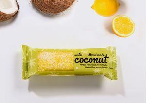 Μπάρα καρύδας με γεύση Λεμόνι NATURALS 100g