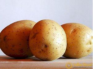 Πατάτες Αιγύπτου Santana (ιδανικές για τηγάνι) 5 τσουβάλια 125 κιλά ΠΡΟΣΦΟΡΑ (0.48€/κιλό)