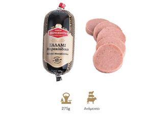 Σαλαμάκι Μερακλίδικο Μουλκιώτης Συσκ. 0,275γρ. Τεμάχιο