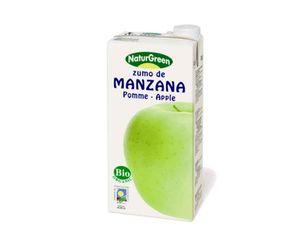 Χυμός πράσινο μήλο ΒΙΟ 1 lt