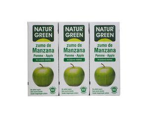Χυμός πράσινο μήλο mini BIO 200 ml
