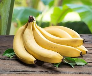 Μπανάνα Ελληνική Κρήτης ΒΙΟ 1 κιλό