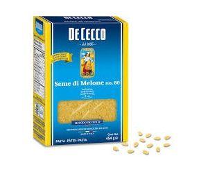 Ζυμαρικά De Cecco Seme Di Melone No 80 500gr