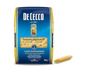 Ζυμαρικά De Cecco Pennoni Rigati No39 500gr