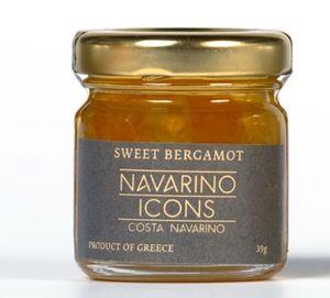 Navarino Icons Γλυκό κουταλιού περγαμόντο 39γρ.