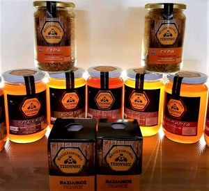 Μελισσοκομία Τσιούνη