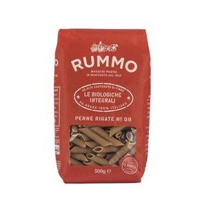 Ζυμαρικά Rummo penne rigate bio integrali No 66 500γρ.