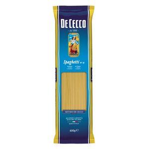 Ζυμαρικά De Cecco Spaghetti No12 500gr