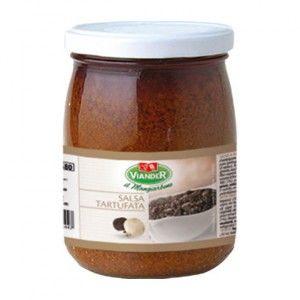 Κρέμα Μαύρης Τρούφας 500gr