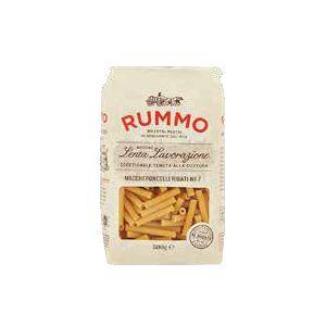Ζυμαρικά Rummo Maccheroncelli Rigati No7 500gr