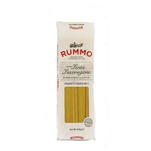 Ζυμαρικά Rummo Spaghetti Grossi No5 500gr