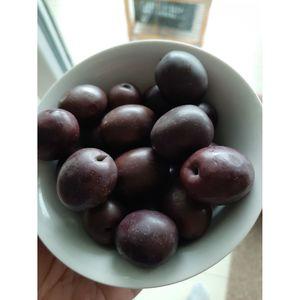 Φυσικές ελιές μαύρες Βόλου Mammuth - Δοχείο 13 κιλών (τιμή κιλού)