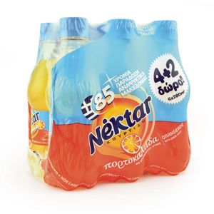 Nektar Πορτοκαλάδα 280ml