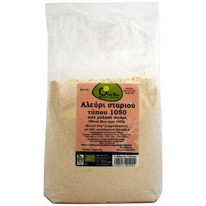 Αλεύρι τύπου 1050 (μαλακό για ζαχαρ/κή & αρτοσκευάσματα) 1 κιλό
