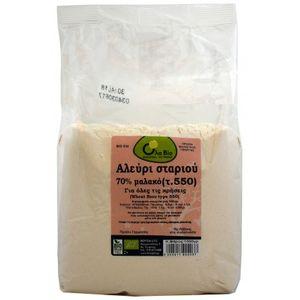 Αλεύρι τύπου 550 μαλακό (για ψωμί και πίτες) 1 κιλό
