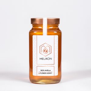 Μέλι Ανθέων 450γρ