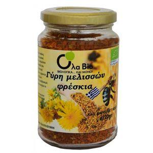 Γύρη μελισσών φρέσκια 12x220gr