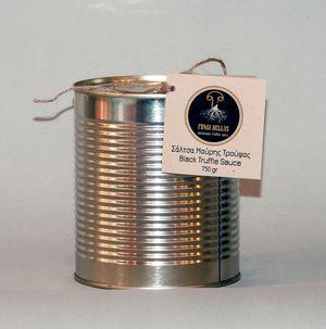 Σάλτσα Μαύρης Τρούφας 750gr