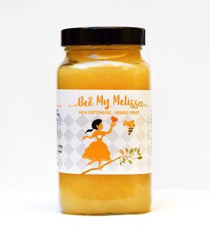Μέλι πορτοκαλιάς 1 κιλό