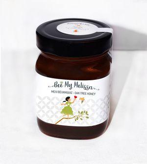 Μέλι βελανιδιάς 480γρ