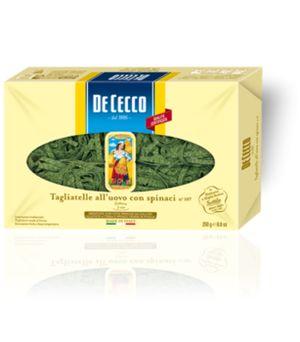 Ζυμαρικά De Cecco Tagliatelle All'Uovo Con Spinaci No107 250gr