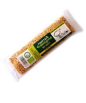 Βιολογικό Παστέλι με μέλι 30γρ. / Οικολογική Αγορά