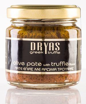 Πατέ ελιάς με άρωμα τρούφας 80gr