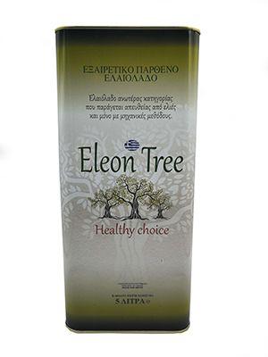 ELEON TREE Παρθένο Ελαιόλαδο 5lt