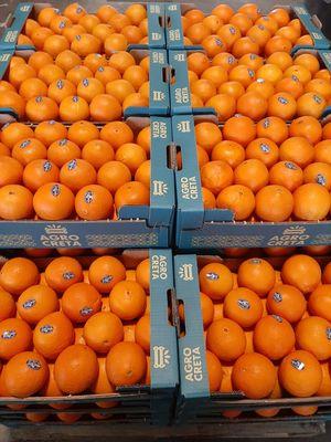 Πορτοκάλια Κρήτης