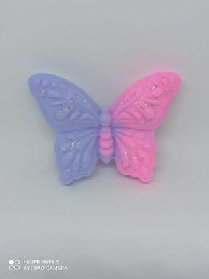 Σαπουνάκι πεταλούδα 1