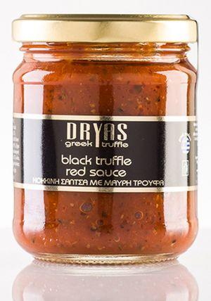 Κόκκινη σάλτσα με μαύρη τρούφα 180gr