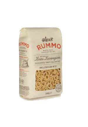 Ζυμαρικά Rummo Anelli Siciliani No23 500gr