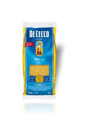 Ζυμαρικά De Cecco Riso No 74 500gr