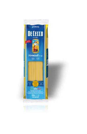 Ζυμαρικά De Cecco Vermicelli No170 500gr