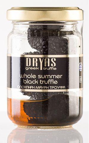 Ολόκληρη μαύρη καλοκαιρινή τρούφα 50gr