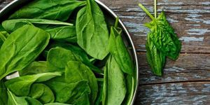 Spinach BIO 1kg