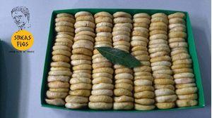 Greek Dry Figs 1 kg North Evia Premium Jumbo Size 1