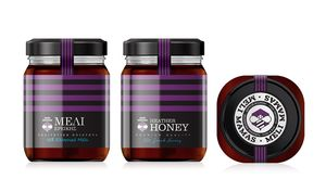 Exceptional Quality Heather Honey 480gr