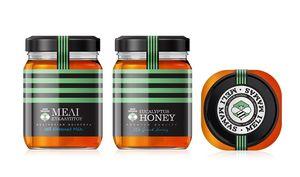 Eucalyptus Honey of Excellent Quality 480gr