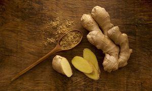 Ginger BIO from Peru