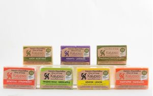 2 X Traditional olive oil soap-Aloe Vera (Package of 2 pieces)