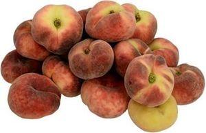 Greek flat peaches bio 1kg