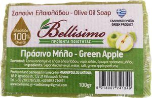 Green apple soap 100gr